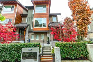 "Main Photo: 1 897 PREMIER Street in North Vancouver: Lynnmour Townhouse for sale in ""Legacy @ Nature's Edge"" : MLS® # R2223427"