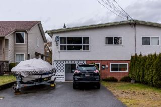 Main Photo: 867 WRIGHT Avenue in Port Coquitlam: Lincoln Park PQ House 1/2 Duplex for sale : MLS® # R2228873