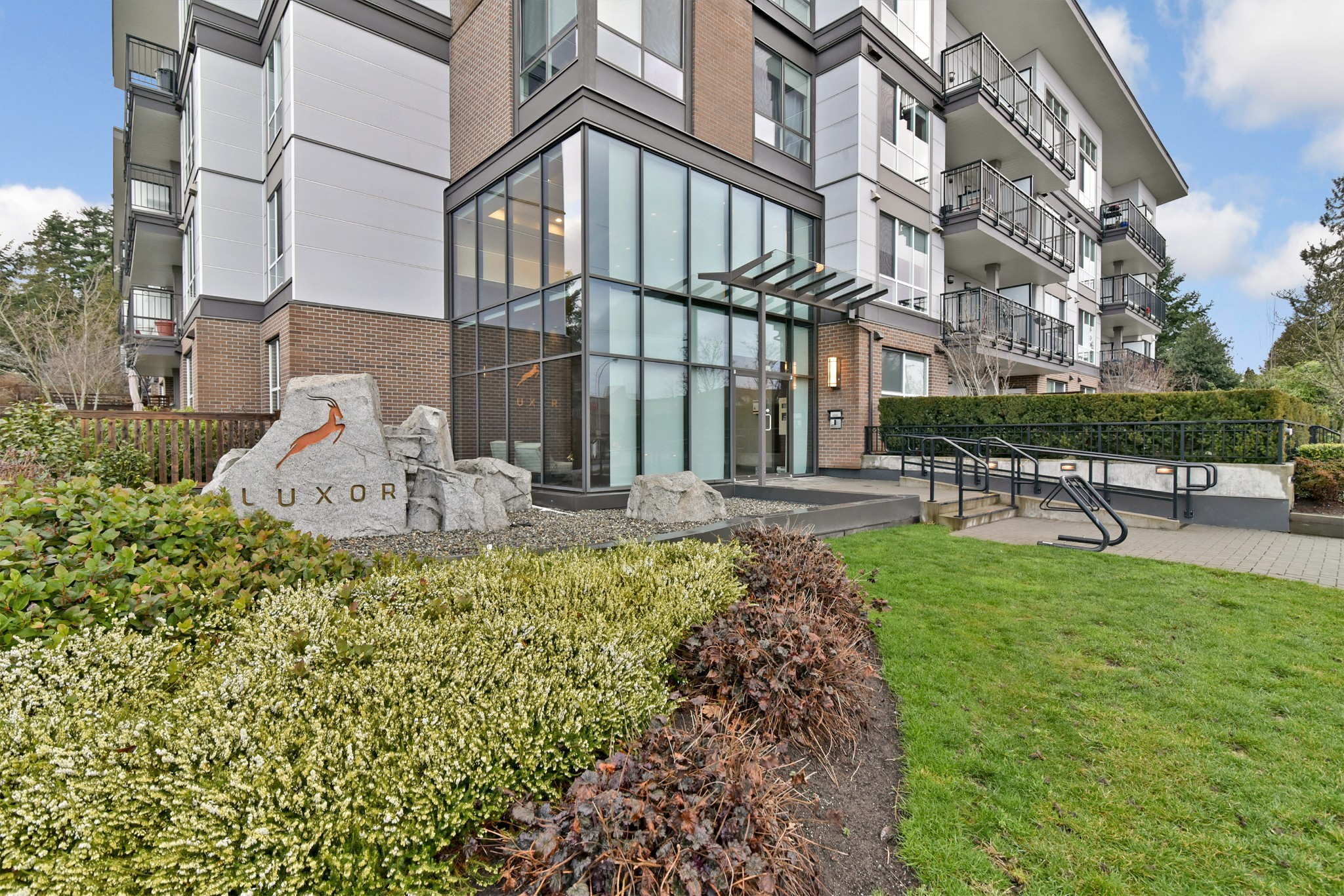 "Main Photo: 327 12039 64 Avenue in Surrey: West Newton Condo for sale in ""Luxor"" : MLS®# R2233750"