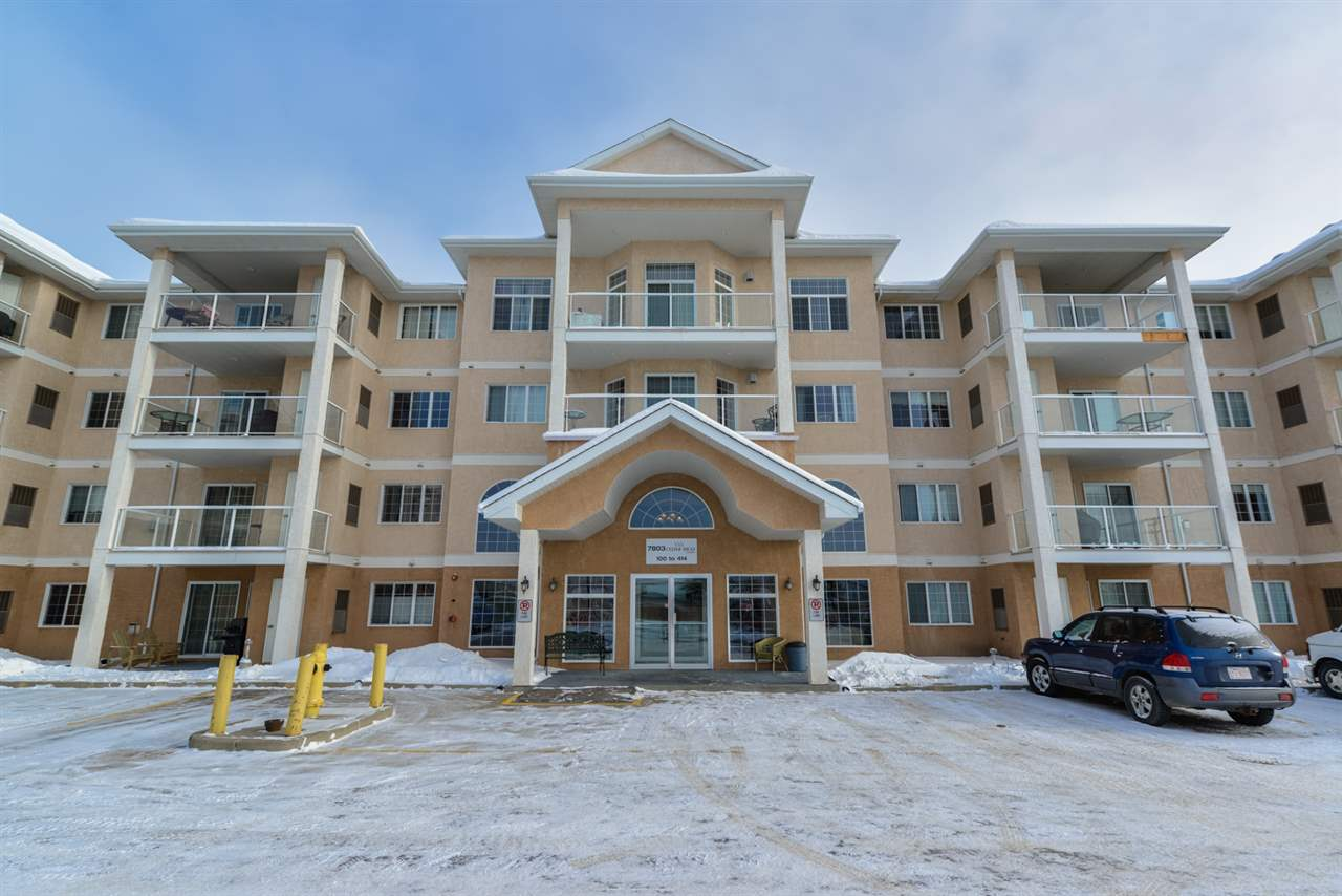 Main Photo: 414 7803 Golf Course Road: Stony Plain Condo for sale : MLS® # E4095574