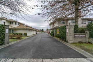 "Main Photo: 34 10038 155 Street in Surrey: Guildford Townhouse for sale in ""SPRING MEADOWS"" (North Surrey)  : MLS® # R2245250"