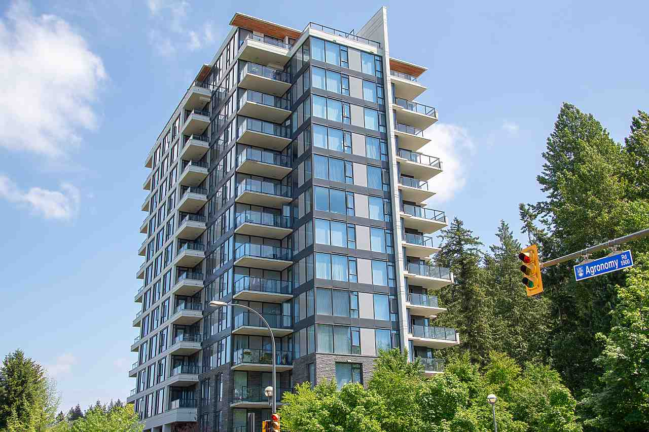 "Main Photo: 803 5868 AGRONOMY Road in Vancouver: University VW Condo for sale in ""SITKA"" (Vancouver West)  : MLS®# R2269034"