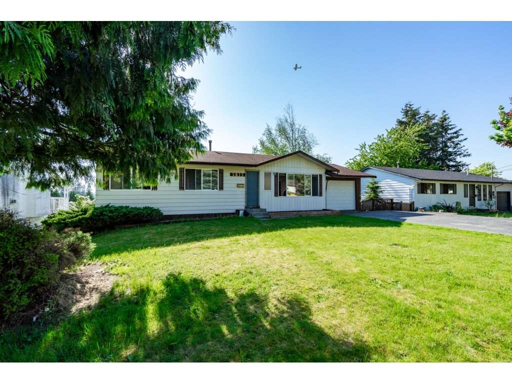 Main Photo: 2615 SPRINGHILL Street in Abbotsford: Abbotsford West House for sale : MLS®# R2269879
