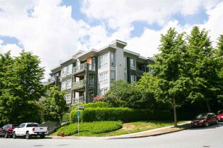 "Main Photo: 107 8495 JELLICOE Street in Vancouver: Fraserview VE Condo for sale in ""Rivergate"" (Vancouver East)  : MLS®# R2273441"