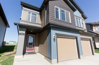 Main Photo: 2038 PRICE Landing in Edmonton: Zone 55 House Half Duplex for sale : MLS®# E4114961