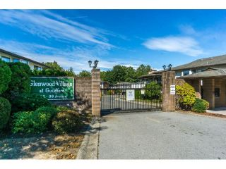 "Main Photo: 102 15153 98 Avenue in Surrey: Guildford Townhouse for sale in ""GLENWOOD VILLAGE"" (North Surrey)  : MLS®# R2302083"