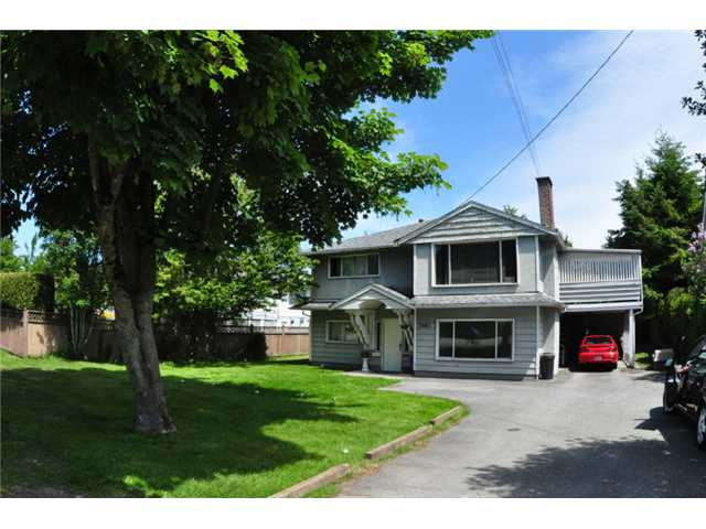 Main Photo: 7660 RAILWAY Avenue in Richmond: Granville House for sale : MLS®# V898294