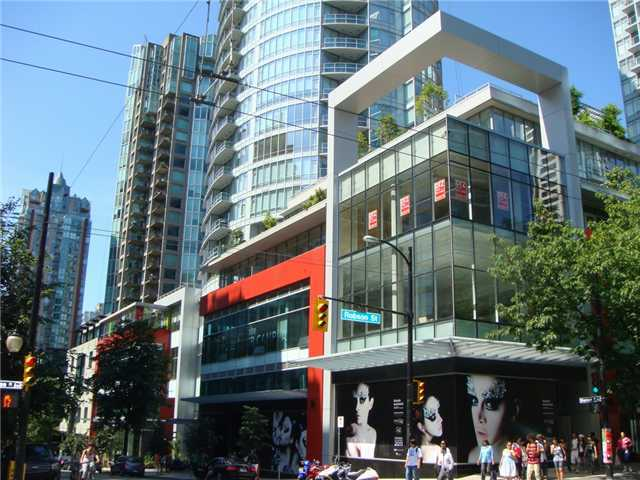 "Main Photo: 2506 833 HOMER Street in Vancouver: Downtown VW Condo for sale in ""ATELIER ON ROBSON"" (Vancouver West)  : MLS®# V905747"