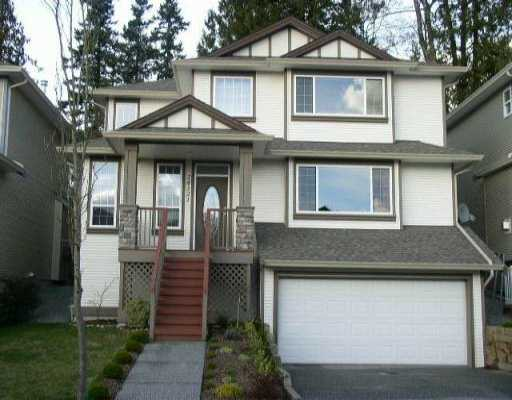 "Main Photo: 24121 102B AV in Maple Ridge: Albion House for sale in ""HOMESTEAD"" : MLS® # V521445"