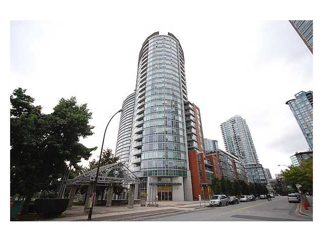 Main Photo: 803 58 Keefer Place in Vancouver: Downtown VW Condo for sale (Vancouver West)  : MLS(r) # v851286