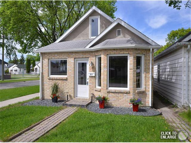 Photo 3: Photos: 651 Manhattan Avenue in WINNIPEG: East Kildonan Single Family Detached for sale (North East Winnipeg)  : MLS® # 1311281
