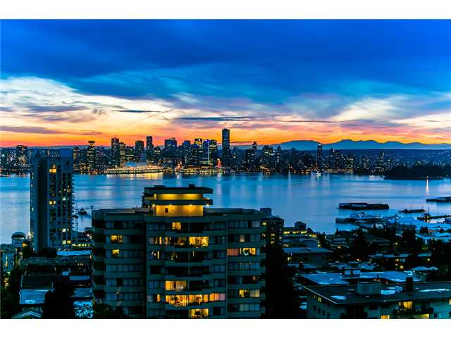 "Main Photo: 1503 114 W KEITH Road in North Vancouver: Central Lonsdale Condo for sale in ""ASHBY HOUSE"" : MLS® # V1031713"