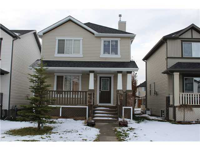 Main Photo: 43 BRIDLECREST Boulevard SW in CALGARY: Bridlewood Residential Detached Single Family for sale (Calgary)  : MLS® # C3590984