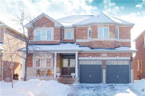 Main Photo: 6828 Golden Hills Way in Mississauga: Meadowvale Village House (2-Storey) for sale : MLS® # W3115570