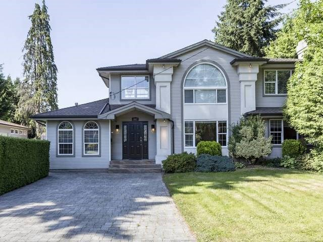 Main Photo: 1057 COTTONWOOD Avenue in Coquitlam: Central Coquitlam House for sale : MLS® # V1126349