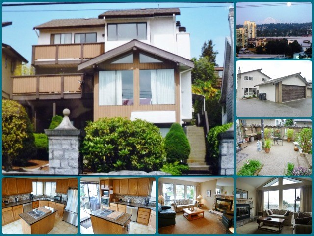 Main Photo: 1613 SIXTH Avenue in New Westminster: West End NW House for sale : MLS® # R2050340
