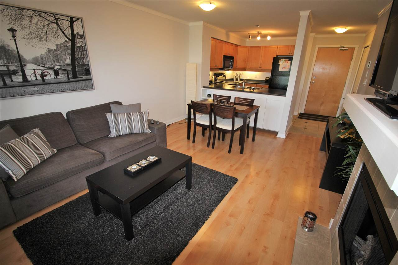 "Photo 4: 307 808 SANGSTER Place in New Westminster: The Heights NW Condo for sale in ""BROCKTON AT THE HEIGHTS"" : MLS® # R2086761"
