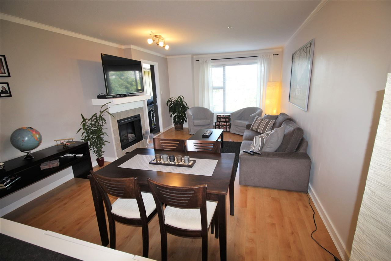 "Photo 2: 307 808 SANGSTER Place in New Westminster: The Heights NW Condo for sale in ""BROCKTON AT THE HEIGHTS"" : MLS® # R2086761"