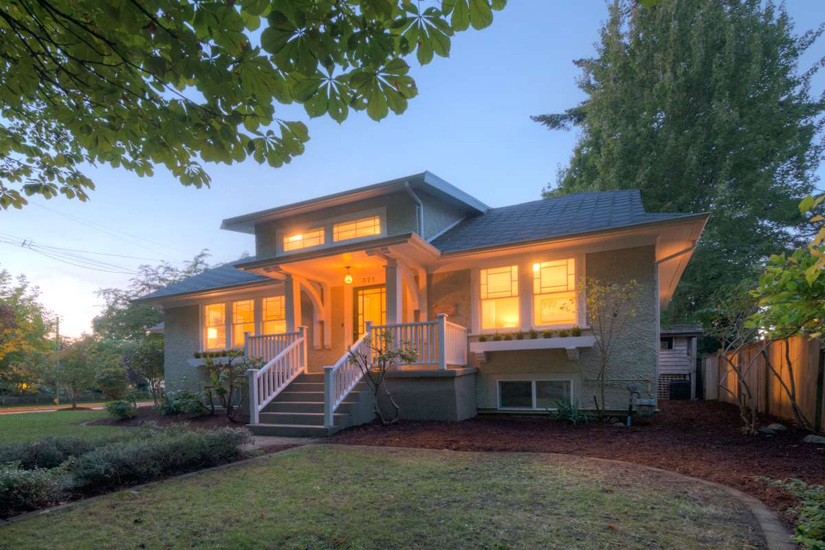 "Main Photo: 321 FIFTH Avenue in New Westminster: Queens Park House for sale in ""QUEENS PARK"" : MLS® # R2112175"