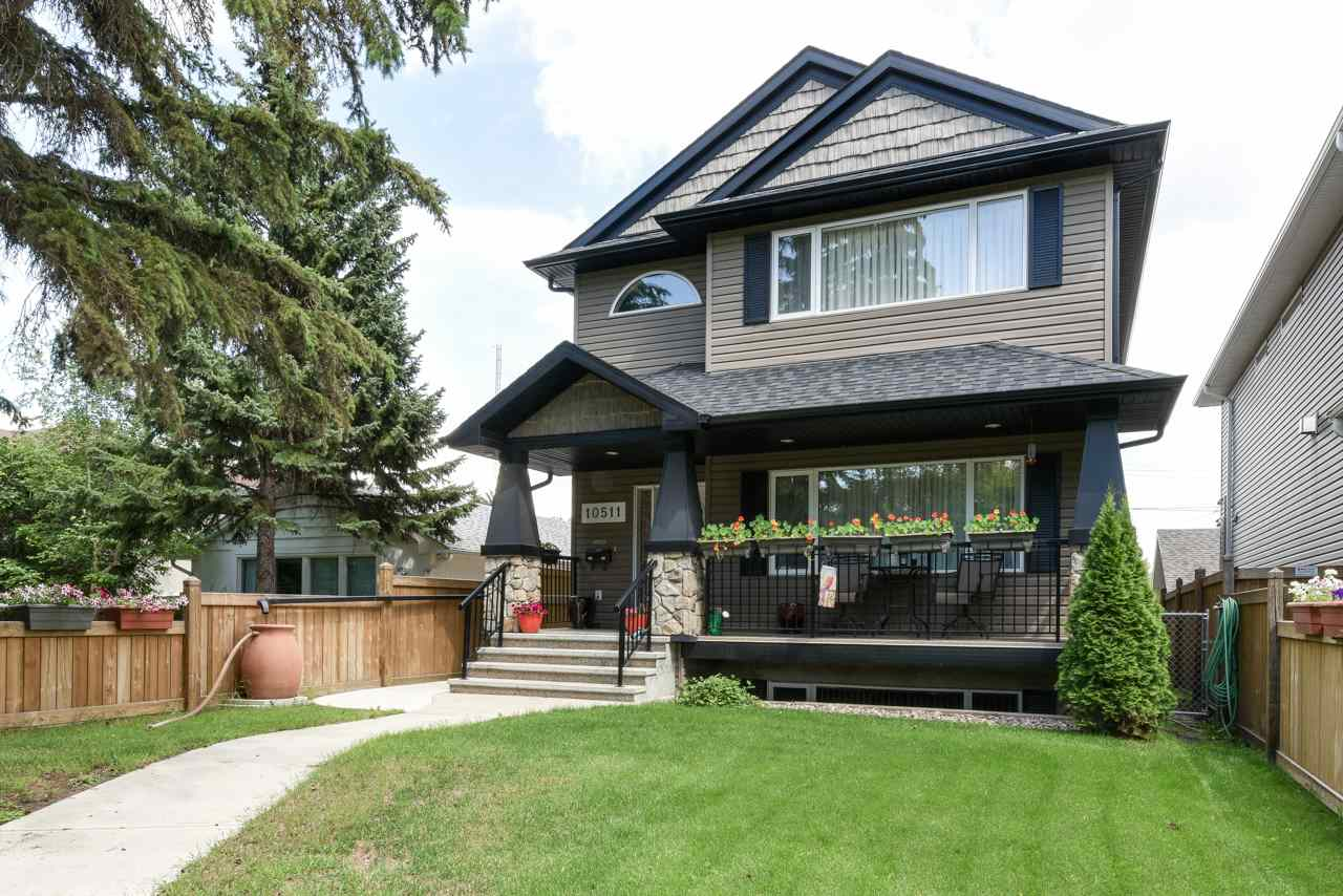Main Photo: 10511 76 ST in Edmonton: Zone 19 House for sale : MLS® # E4046130