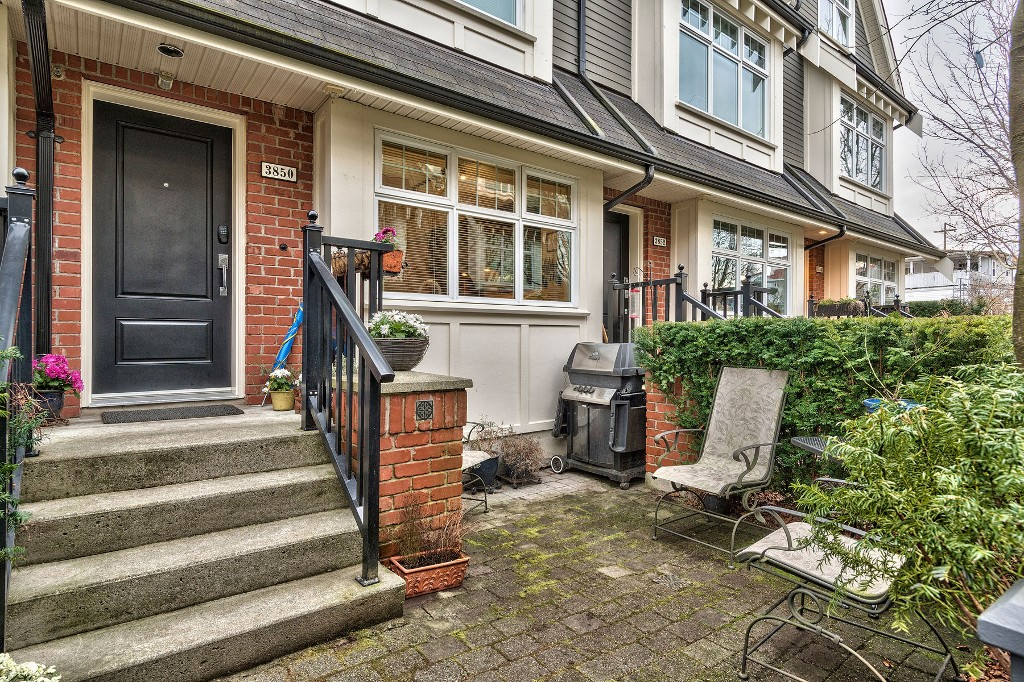 "Photo 27: Photos: 3850 WELWYN Street in Vancouver: Victoria VE Townhouse for sale in ""Stories"" (Vancouver East)  : MLS® # R2136564"