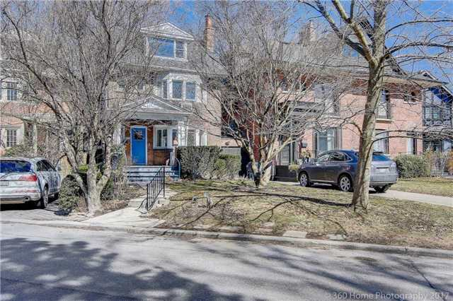 Main Photo: 104 Highland Avenue in Toronto: Rosedale-Moore Park House (3-Storey) for sale (Toronto C09)  : MLS(r) # C3740686
