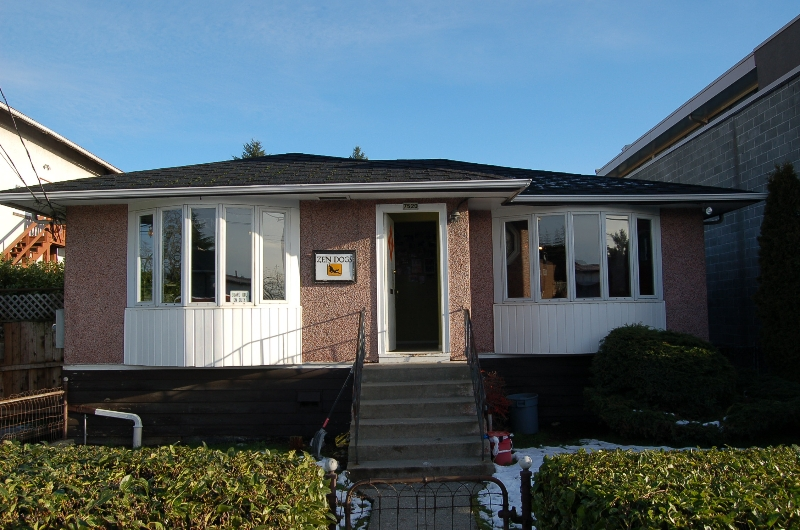 Main Photo: 7520 Sixth Street in Burnaby: Home for sale (Burnaby East)  : MLS(r) # V4008538