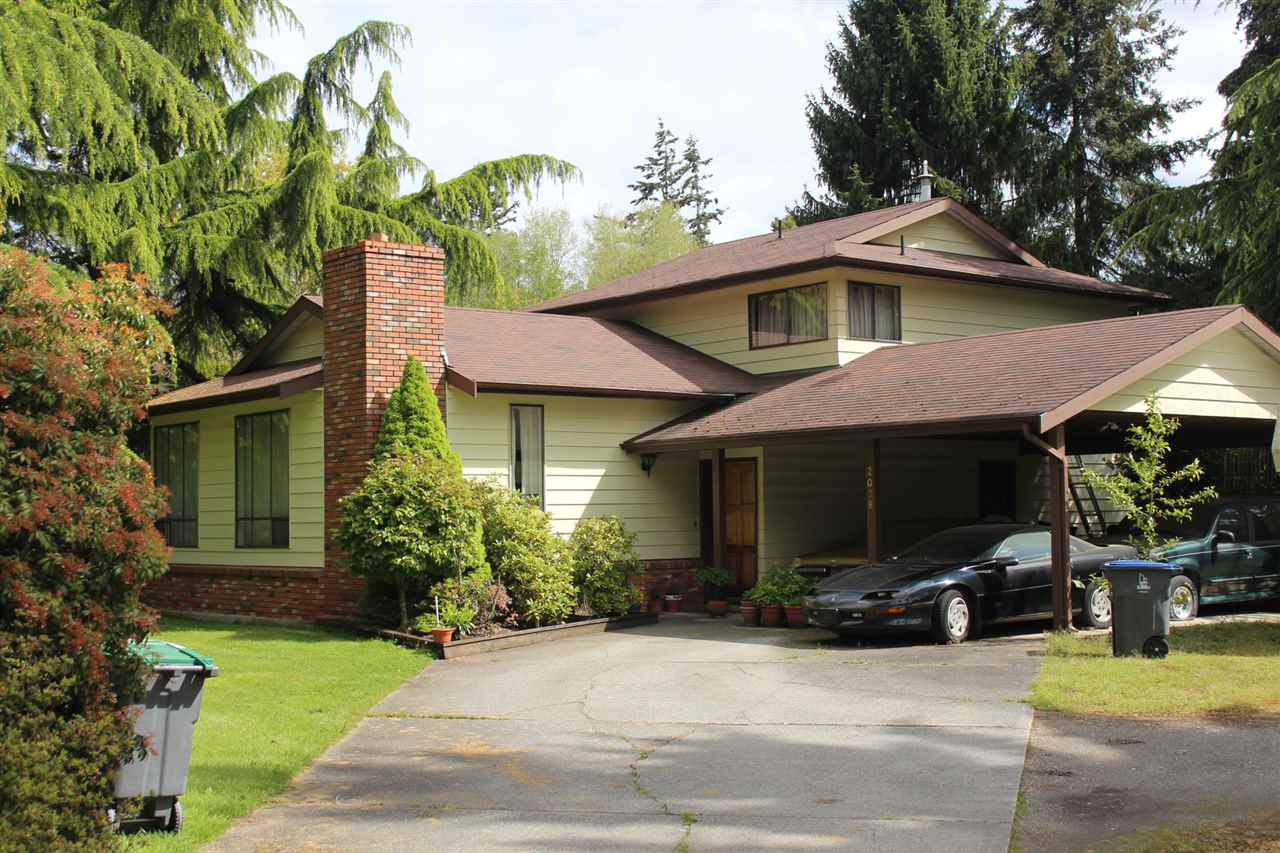 Main Photo: 2038 174 Street in Surrey: Pacific Douglas House for sale (South Surrey White Rock)  : MLS(r) # R2165990
