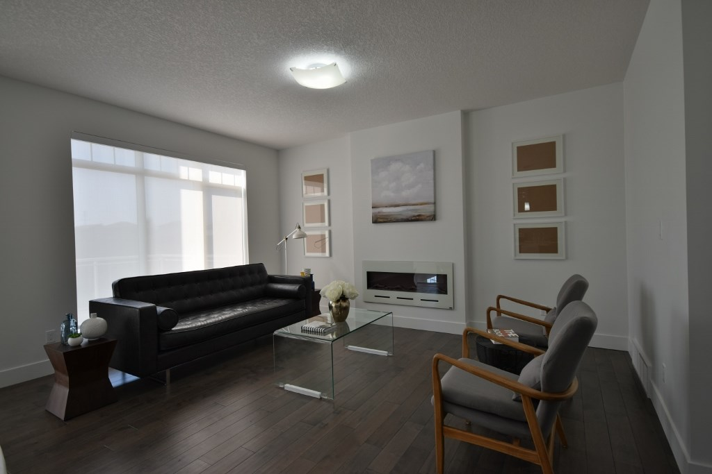 Picture from the showhome
