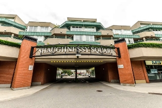 "Main Photo: A424 2099 LOUGHEED Highway in Port Coquitlam: Glenwood PQ Condo for sale in ""SHAUGHNESSY SQUARE"" : MLS(r) # R2180378"
