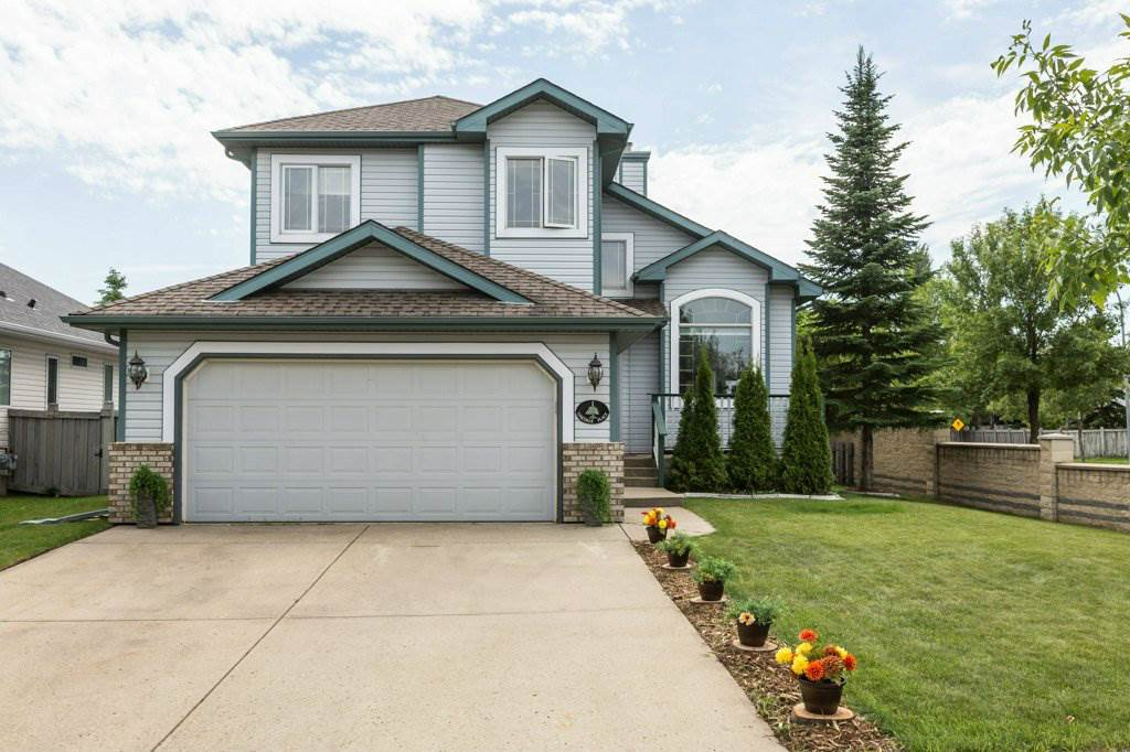 Main Photo: 1 OAKDALE Place: St. Albert House for sale : MLS(r) # E4071458