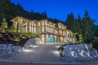 "Main Photo: 1983 NORTH CHARLOTTE Road: Anmore House for sale in ""PINNACLE RIDGE ESTATES"" (Port Moody)  : MLS® # R2185663"