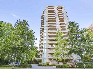 Main Photo: 1702 4603 HAZEL Street in Burnaby: Forest Glen BS Condo for sale (Burnaby South)  : MLS® # R2205678