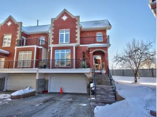 Main Photo: 43 8403 164 Avenue in Edmonton: Zone 28 Townhouse for sale : MLS® # E4090627