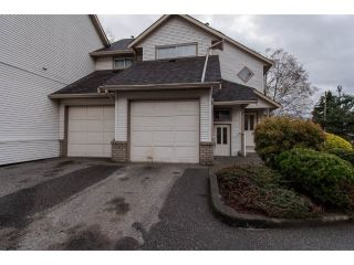 "Main Photo: 5 32311 MCRAE Avenue in Mission: Mission BC Townhouse for sale in ""Spencer Estates"" : MLS® # R2233421"