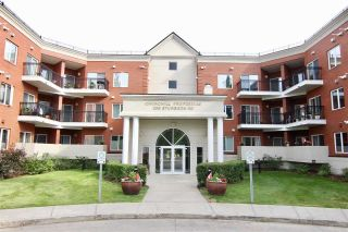 Main Photo: 210 260 STURGEON Road: St. Albert Condo for sale : MLS®# E4099619