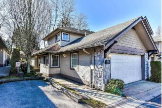 "Main Photo: 28 8888 151 Street in Surrey: Bear Creek Green Timbers Townhouse for sale in ""Carlington"" : MLS® # R2248167"