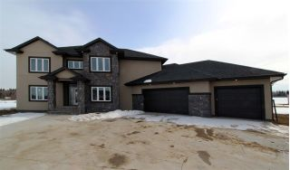 Main Photo: 69 26409 TWP RD 532A Road: Rural Parkland County House for sale : MLS®# E4105138
