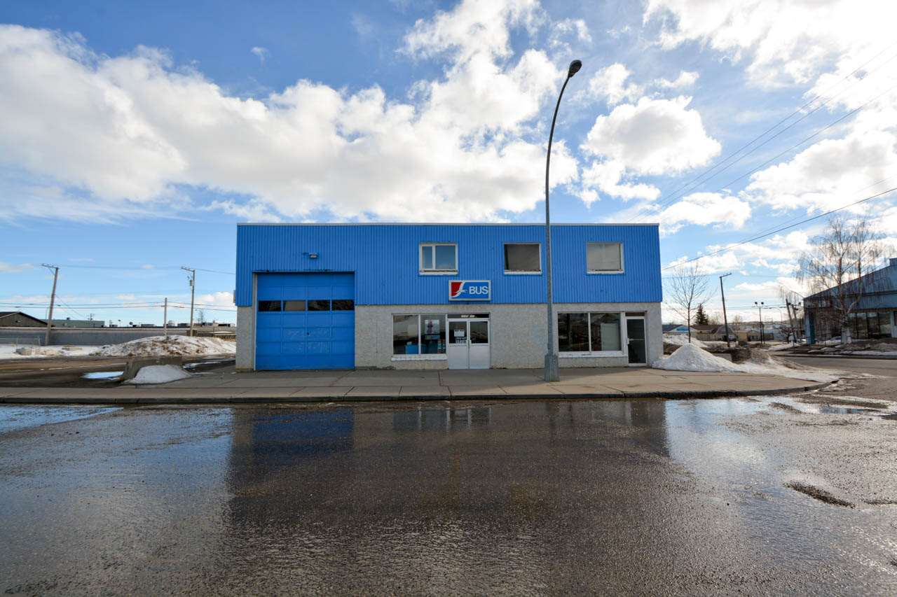 Main Photo: 10355 101 Avenue in Fort St. John: Fort St. John - City NW Industrial for sale (Fort St. John (Zone 60))  : MLS®# C8018427