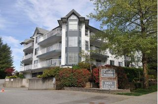 "Main Photo: 109 11601 227 Street in Maple Ridge: East Central Condo for sale in ""CASTLEMOUNT"" : MLS®# R2266269"