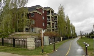 Main Photo: 339 300 Palisades Way: Sherwood Park Condo for sale : MLS®# E4110227