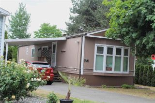 "Main Photo: 176 145 KING EDWARD Street in Coquitlam: Maillardville Manufactured Home for sale in ""MILL CREEK VILLAGE"" : MLS®# R2276955"