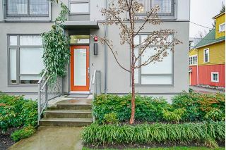 "Main Photo: 3165 ST. GEORGE Street in Vancouver: Mount Pleasant VE Townhouse for sale in ""Soma Living"" (Vancouver East)  : MLS®# R2279188"