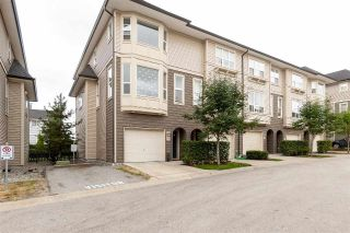 "Main Photo: 63 7938 209 Street in Langley: Willoughby Heights Townhouse for sale in ""RED MAPLE PARK"" : MLS®# R2295869"