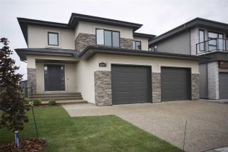 Main Photo: 4109 CAMERON HEIGHTS Point in Edmonton: Zone 20 House for sale : MLS®# E4124818