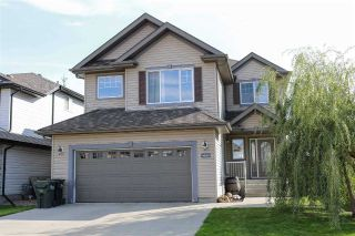 Main Photo: 4055 CROWSNEST Crescent: Sherwood Park House for sale : MLS®# E4128882