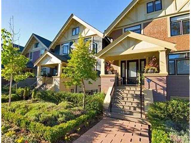 Main Photo: 1423 W 11TH Avenue in Vancouver: Fairview VW Condo for sale (Vancouver West)  : MLS® # V974040