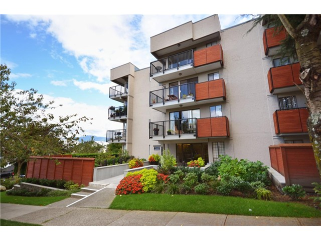 Main Photo: # 310 2142 CAROLINA ST in Vancouver: Mount Pleasant VE Condo for sale (Vancouver East)  : MLS® # V1004466