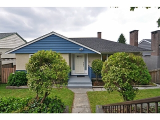 Main Photo: 6465 BURNS ST in Burnaby: Upper Deer Lake House for sale (Burnaby South)  : MLS(r) # V1037360