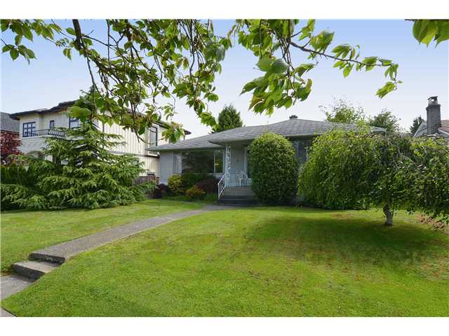 Main Photo: 4456 BRAKENRIDGE Street in Vancouver: Quilchena House for sale (Vancouver West)  : MLS® # V1070884